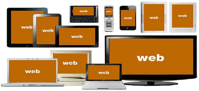 自适应网页设计(Responsive Web Design)的基础方法概念和规则