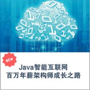 Java智能互联网百万年薪架构师成长之路 图1